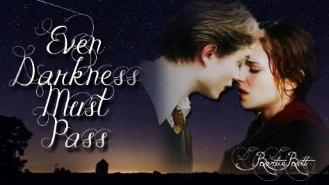 Even Darkness Must Pass