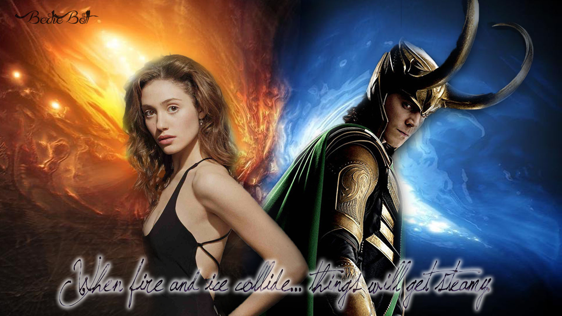 Bella and Loki Teaser Banner