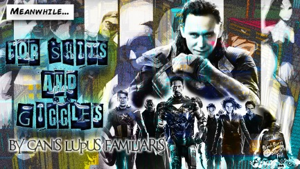 Loki and the Avengers