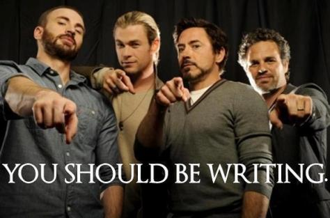 you-should-be-writing-avengers