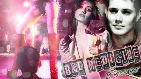 Bad Medicine Final lens flare
