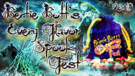 Bertie Bott's Spook Fest 2015